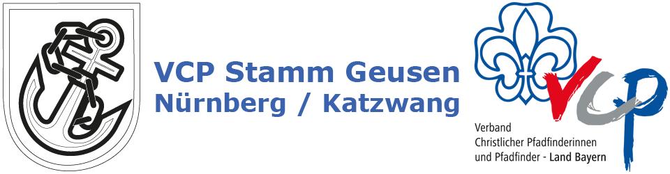 VCP Stamm Geusen / Nürnberg-Katzwang